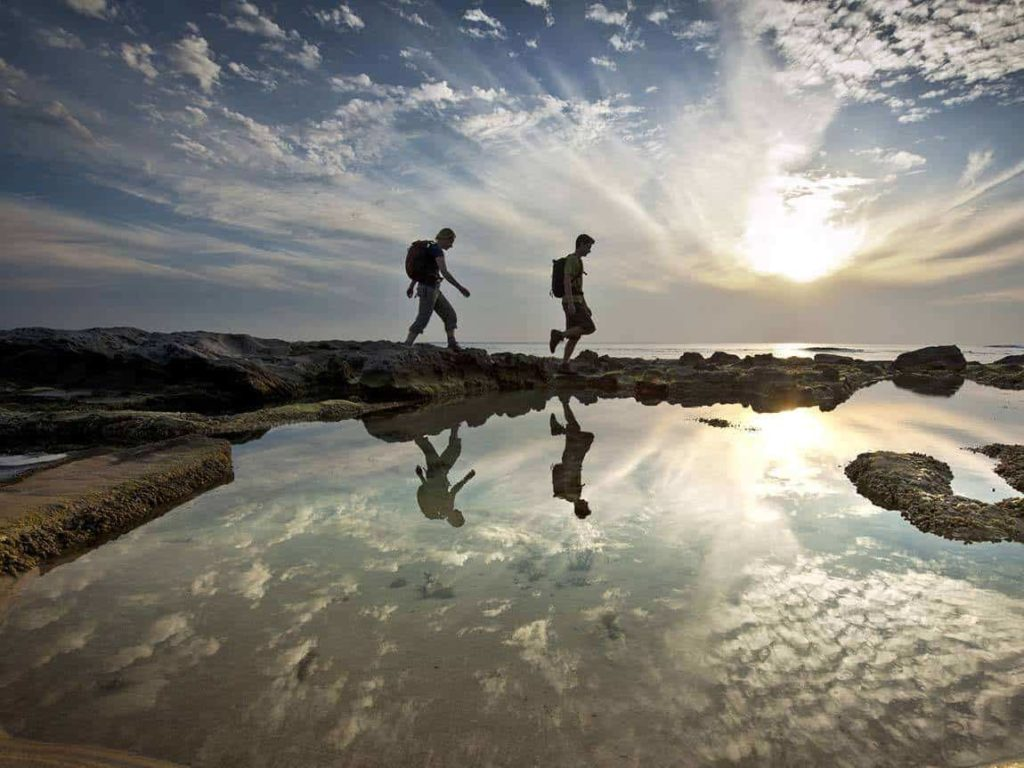 senso della vita ricerca della felicità camminare