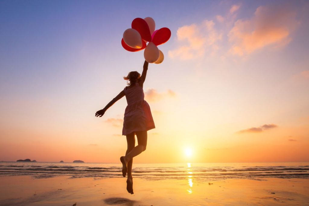 senso della vita ricerca della felicità sognare