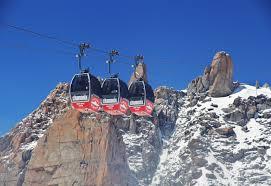 i posti più belli della valle d'aosta funivia dei ghiacciai