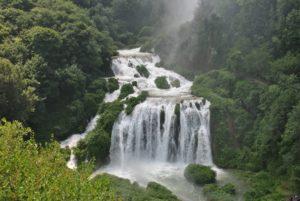 i 10 posti più belli dell'Umbria - cascata delle marmore