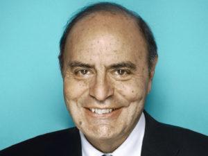 I più grandi presentatori televisivi - Primo piano di Bruno Vespa