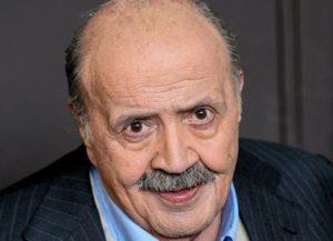 I più grandi presentatori televisivi - Primo piano di Maurizio Costanzo