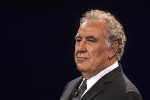I più grandi presentatori televisivi - Primo piano di Michele Santoro