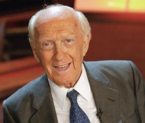 I più grandi presentatori televisivi - Primo piano di Raimondo Vianello