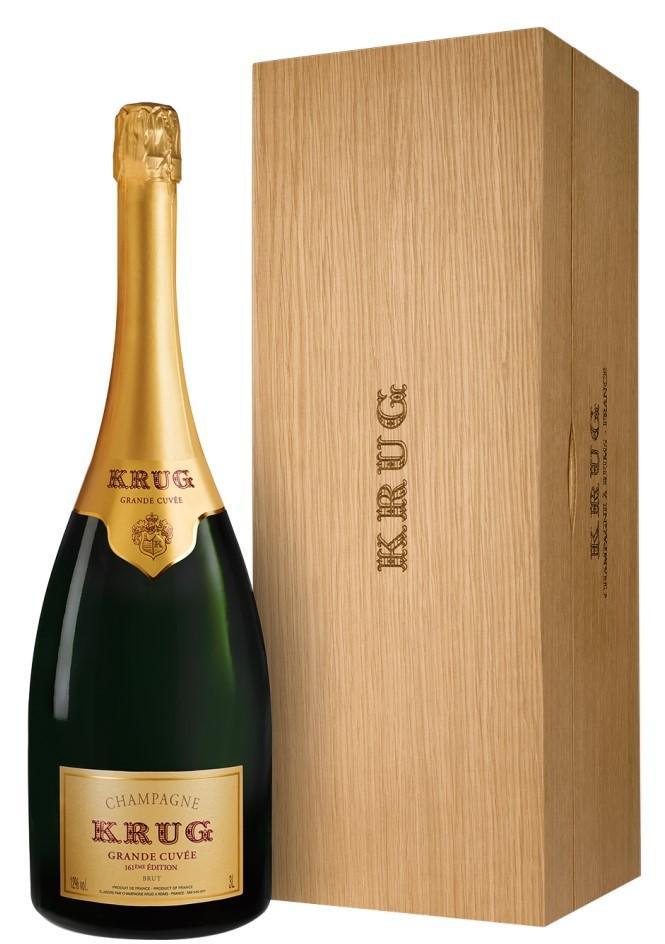 i migliori Champagne Krug