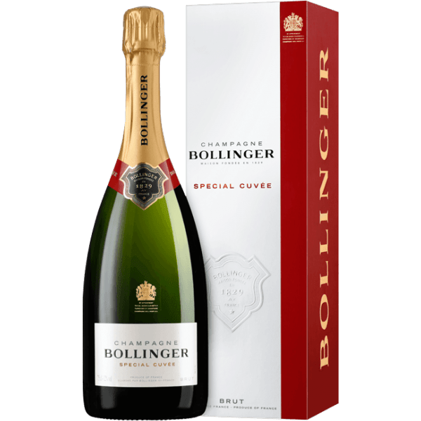 i migliori Champagne Bollinger