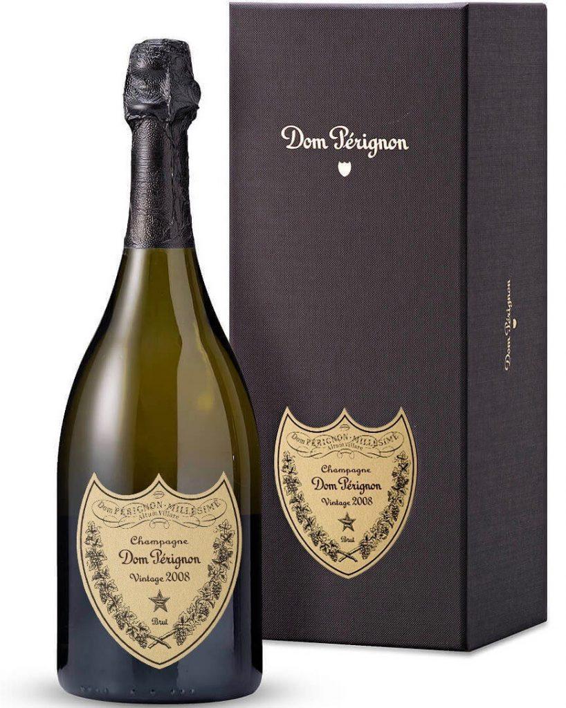 Champagne Dom Péerignon