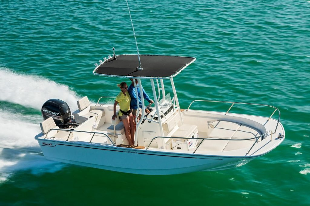 le barche più belle - Boston Whaler Montauk