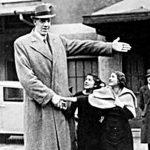 Gli uomini e le donne più alti del mondo - Väinö Myllyrinne