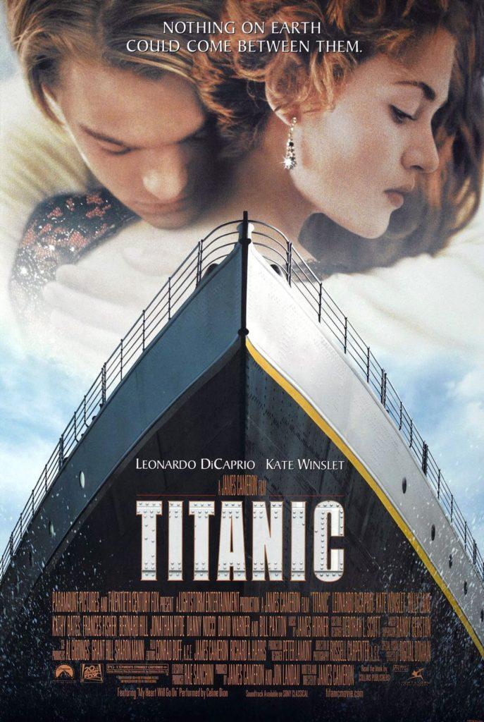 titanic - i film più costosi