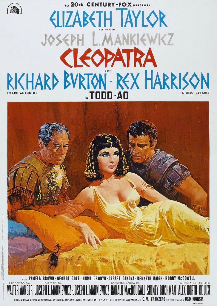 cleopatra - i film più costosi