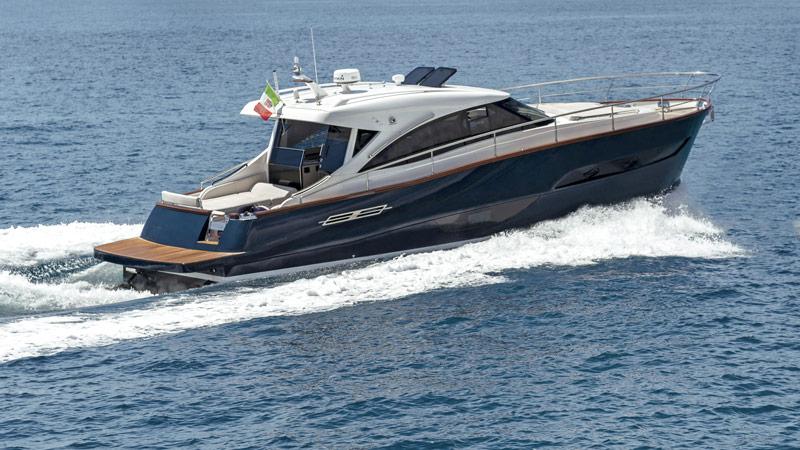 le barche più belle - Austin Parker 44 Sedan