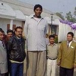 Gli uomini e le donne più alti del mondo - Vikas Kumar Uppal