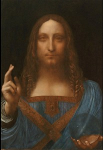 Salvator Mundi (1493)